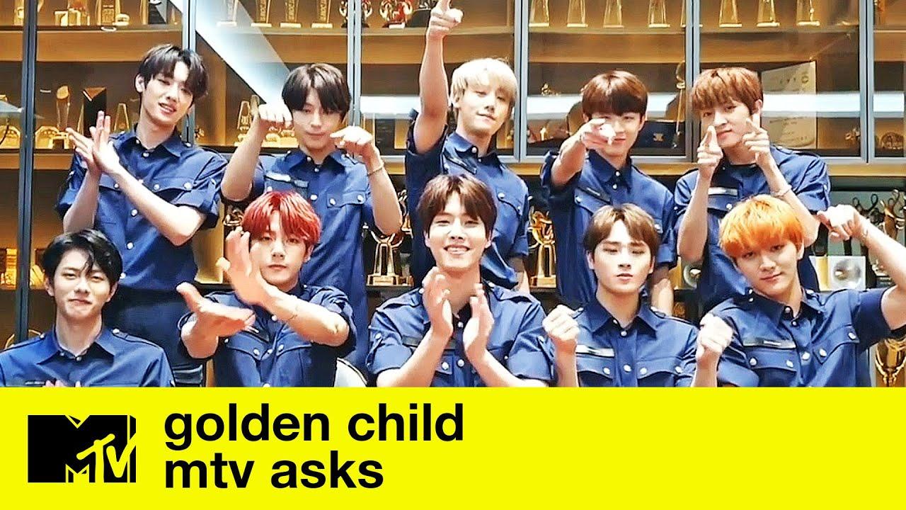 Golden Child Sing Their Favourite Lyrics & Do Aegyo For Goldenness   MTV Asks