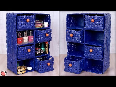 Multi Use !! Best Out Of Waste Idea 2019 || Storage Box || Organization Idea || Handmade Things
