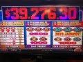 Nice Win on Free Play★2.10.5 Bonus Times $1 Slot Machine, Max Bet $3, San Manuel, Akafujislot, カジノ
