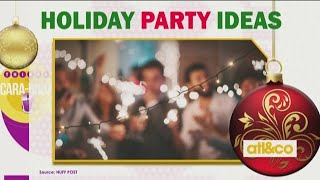Unique Holiday Party Ideas with Cara Kneer