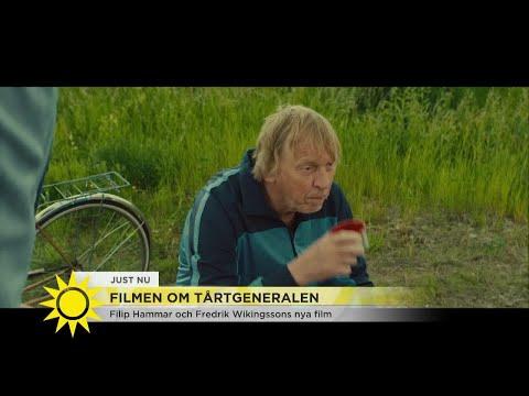 """Mikael Persbrandt som Tårtgeneralen: """"Han har sin näve knuten, men den blir kvar i fickan"""""""