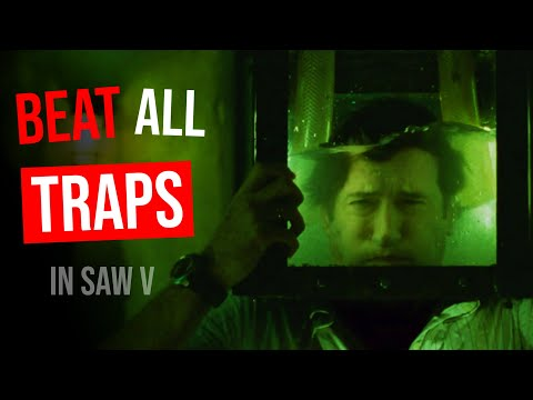 How to Beat Every Trap in Saw 5