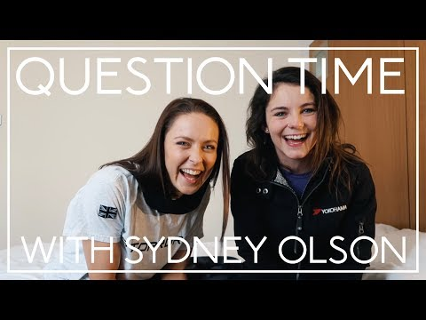 Worst Injuries, Future Plans & Goals For 2019 | Q&A With Sydney Olson