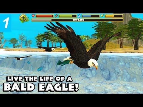 Eagle Simulator - iPhone 3GS, iPhone 4, iPhone 4S, iPhone 5, iPhone 5c, iPhone 5s, iPad,