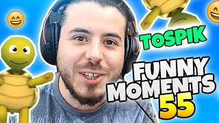 Tospik ( Funny Moments 55 )
