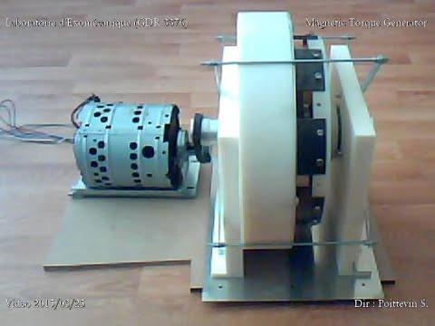 MTG - Magnetic Torque Generator