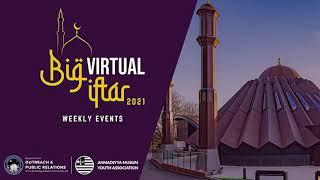 UK Big Virtual Iftar