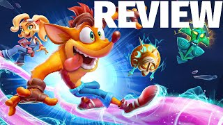Crash Bandicoot 4: It's About Time Review - Like It's 1999 (Video Game Video Review)