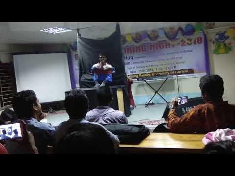 Midget Dance | Geology and Mining Night 2018 | University of Barisal