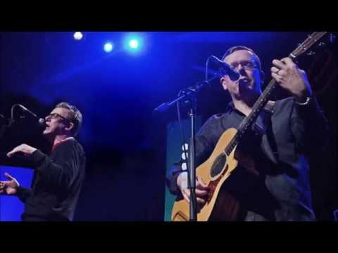 The Proclaimers at Cambrigde Folk Festival 2015 - live + interview