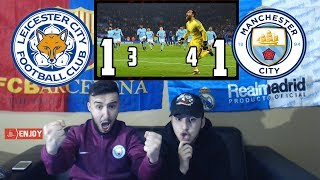 MAN CITY TO THE EFL SEMIS AFTER BEATING LEICESTER ON PENALTIES 1-1 [3-4] - REACTION