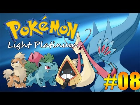 Pokemon Light Platinum Part 8: Esmerald City Gym, so many Starters!