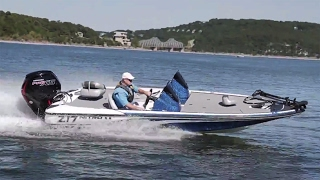 NITRO Boats: 2017 Z17 Complete Review by BoatTest.com