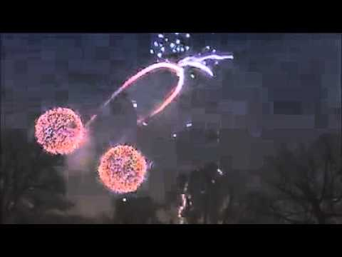 Firework penis