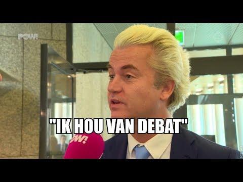 Eerste debat Rutte III wordt een latertje