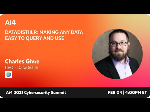 DataDistiilr: Making any Data Easy to Query and Use