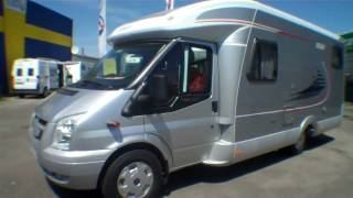 CAMPING CAR ERIBA EMOTION 673 PROFILE 2008 - Nantes (44) Loire-atlantique ORVAULT (44700)
