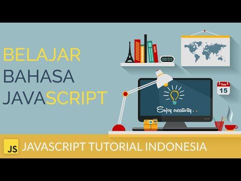 Tutorial Javascript Indonesia || DOM Event Listener