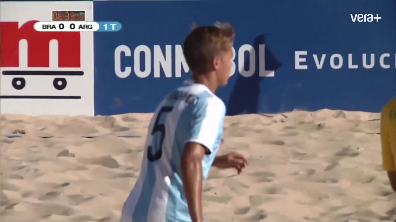 Brasil Vs Argentina Sub 20: Final Sudamericano Sub 20 2017