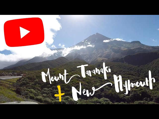 TARANAKI: New Plymouth, Mount Taranaki, Forgotten World Highway
