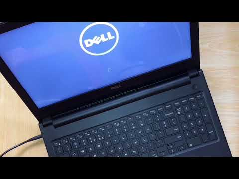 Unboxing Dell Inspiron 15 3000 Series (Intel) - 3567 | StartUp new Window 10 for first time