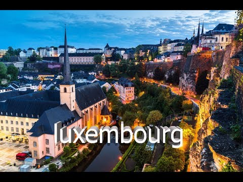 Travel to Luxembourg ! Amazing natural beauty