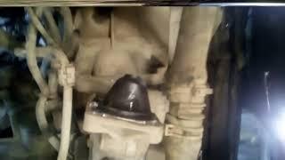 Замена сцепления Форд Фокус 1.Замена выжимного подшипника Форд Фокус 1.