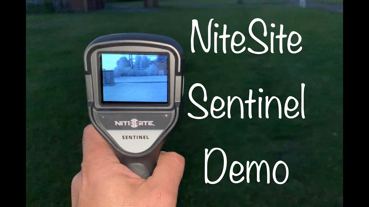 #9 NiteSite Sentinel NV Spotter Review + Demo (Family Friendly-No Hunting!)