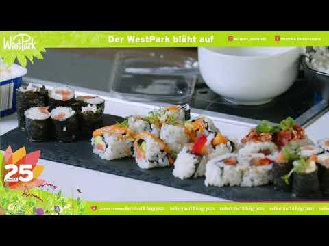 Highlights: Sommerküche 2021 – Sushi selber machen   06.08.2021