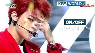 Onf(온앤오프) - yayaya(별일아냐), we must love(사랑하게 될 거야) [music bank / 2019.02.08]