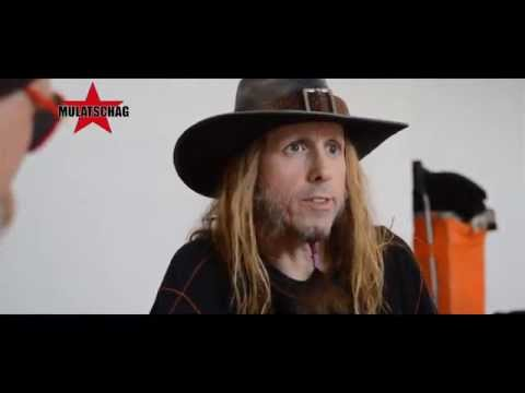 GINGER FISH (Marilyn Manson, Rob Zombie)