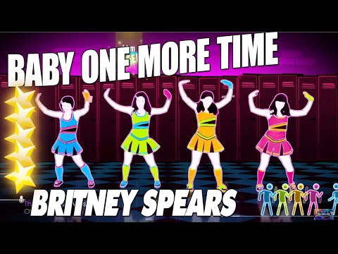 Baby One More Time - Britney Spears [Just Dance 3] Unlimited