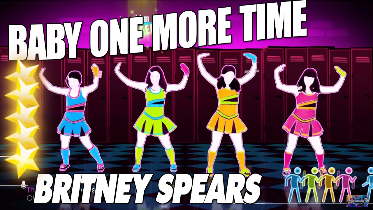 Download Baby One More Time - Britney Spears [Just Dance 3] Unlimited