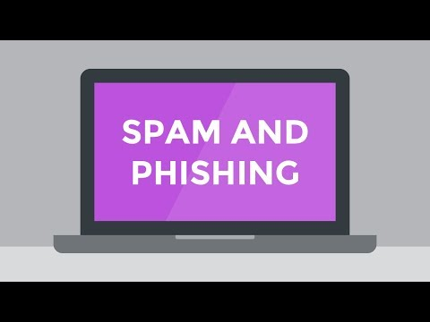 Understanding Spam and Phishing