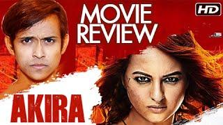 Akira | movie review | sonakshi sinha, anurag kashyap, konkona sen sharma, a.r. murugadoss