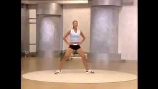Эффективный комплекс упражнений для похудения без диет. Только для женщин.