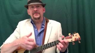 MUJ: One Of Us - Joan Osborne (ukulele tutorial)