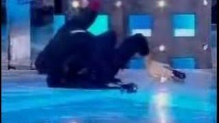 فضيحة رقص هيفاء وهبي الخليع    سقوط هيفا وهبي على مسرح ستار اكاديمي