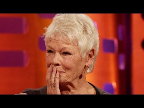 Dame Judi Dench goes clubbing  The Graham Norton : Episode 4 P  BBC One