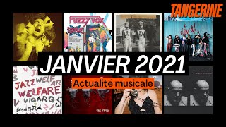 Yungblud, stoner et Brexit  | Actu Musicale Janvier 2021 | TANGERINE