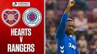 Hearts 1-3 Rangers | Defoe Scores to Delay Title Celebrations | Ladbrokes Premiership thumbnail