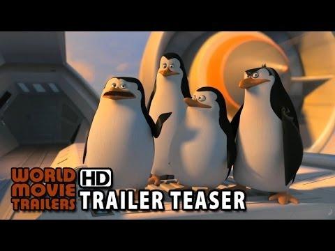 Trailer do filme Os Pinguins de Madagascar