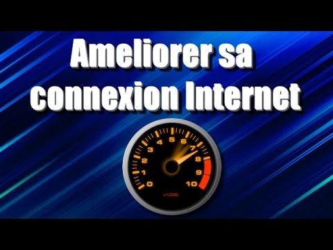 Tuto ameliorer sa connexion internet youtube - Ameliorer sa connexion internet ...