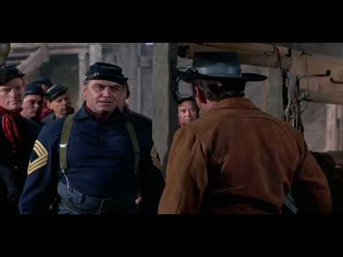 Chuka (1967) - Fight scene