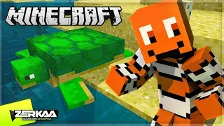 BUILDING My Own Minecraft ZOO! (Minecraft #31)
