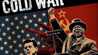 Холодная война и развал СССР.