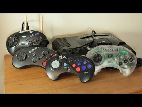 Third-Party Sega Genesis Controllers Reviewed