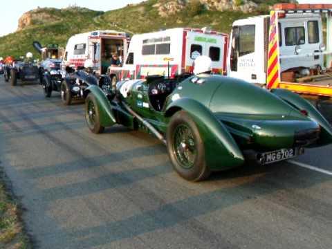 1939 Le Mans Lagonda V12 1 Jersey International Motoring Festival
