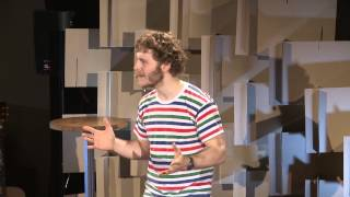 The psychology of forgetting yourself: Peder Berggren at TEDxSSE