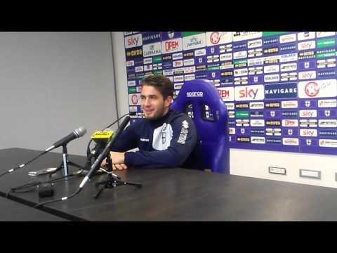 Giacomo Ricci, conferenza stampa del 04.11.2015